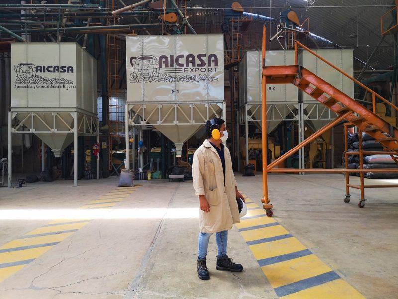 Aicasa: un recorrido por su planta de procesos de cafés en Lima