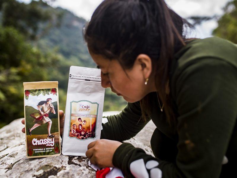 Caficultoras buscan crear ruta de fincas y bosques en Amazonas y Cajamarca