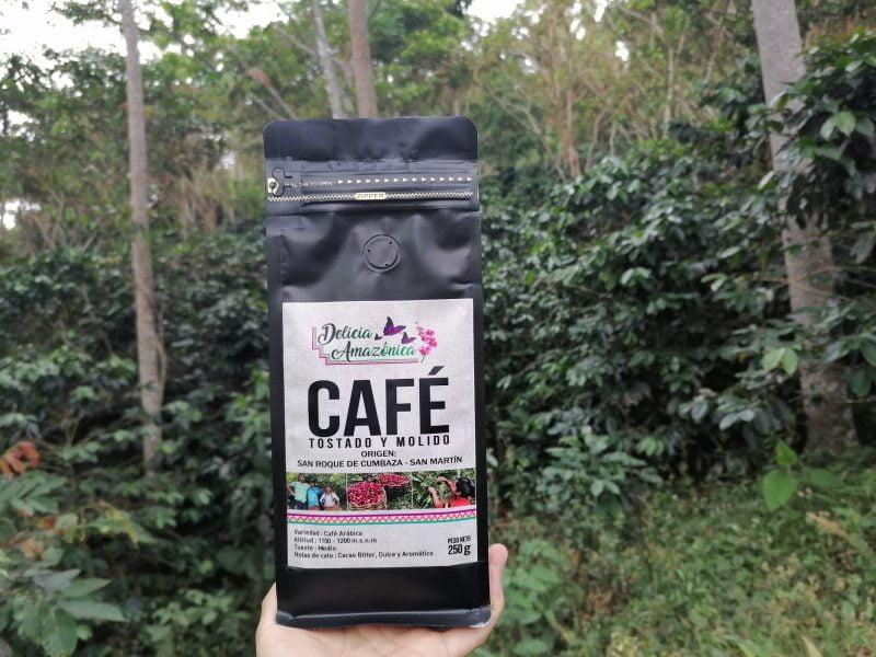 Delicia Amazónica: café y productos orgánicos de la región San Martín