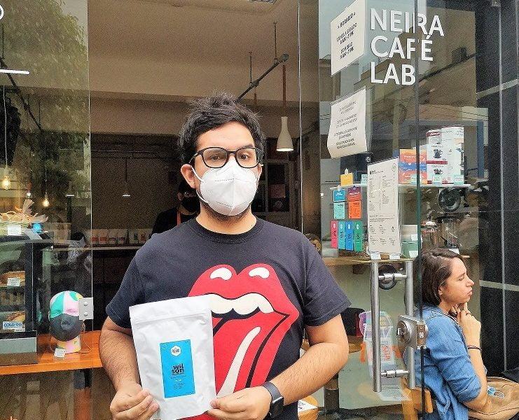 Neira Café Lab: abre terraza y busca lograr la mejor experiencia de consumo
