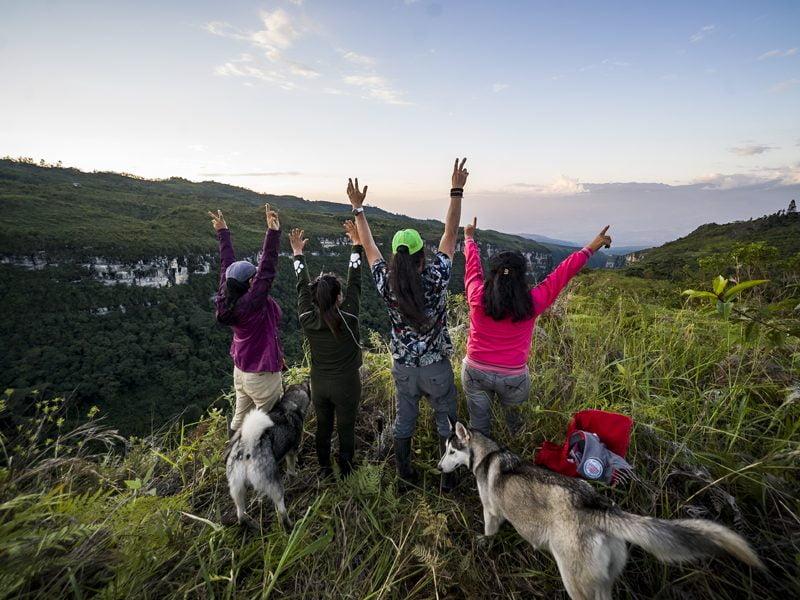 Cinco marcas de café de Amazonas y Cajamarca con todo el girl power