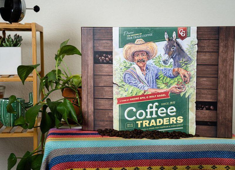 Gestiona tu propia finca y vende café con este novedoso juego de mesa