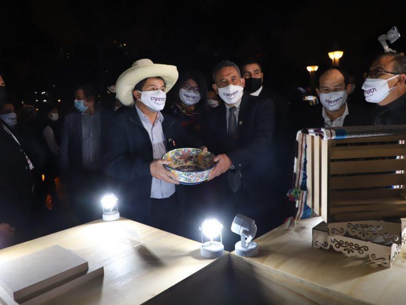 Marca Cajamarca: así se promoverán los productos de la región cafetera
