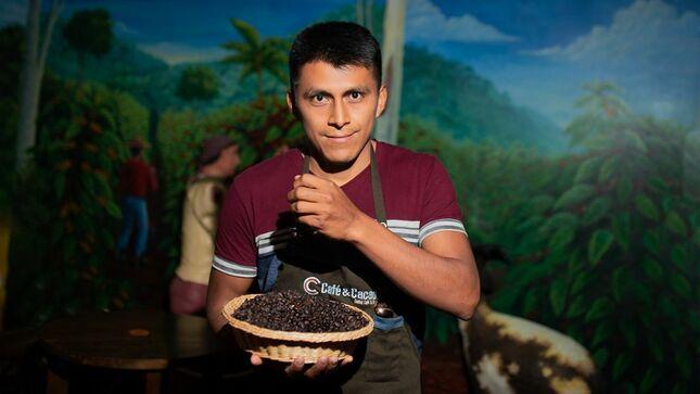 Ferias de DEVIDA promueven cafés por el desarrollo alternativo y sostenible