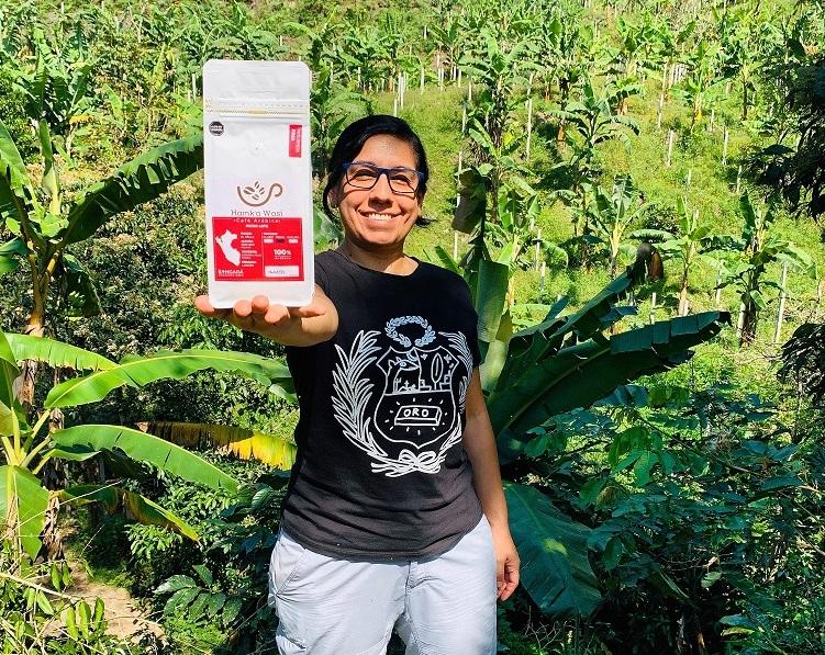 Conoce la marca Hamk'a Wasi Café que se cultiva en Bongará, Amazonas