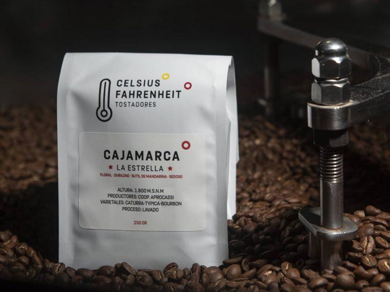 Los cafés de Cusco y Cajamarca de Celsius Fahrenheit Tostadores