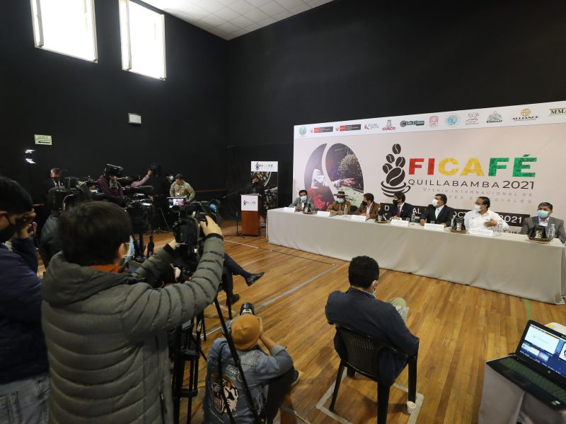 Ficafé Quillabamba 2021: busca reactivar el turismo y la economía de Cusco