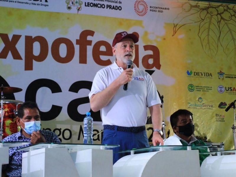 USAID Perú: productores de café del Monzón tienen un futuro lleno de esperanza