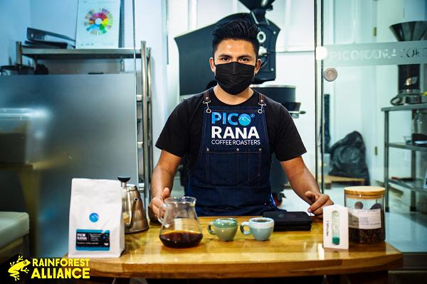 Lima Coffee: asociación exportadora y cafetería de especialidad en Jaén