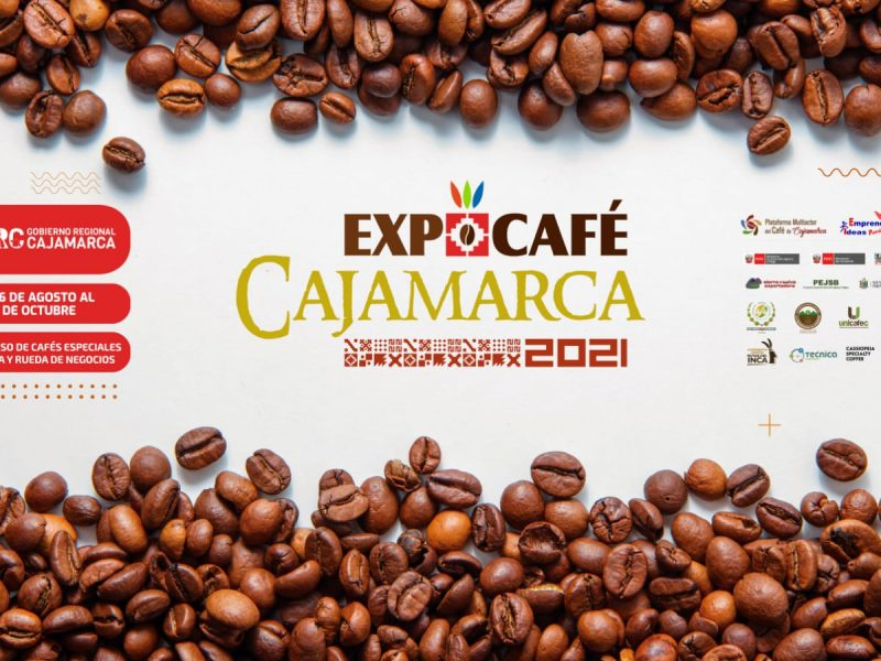 Expo Café Cajamarca 2021: del 16 de agosto al 16 de octubre