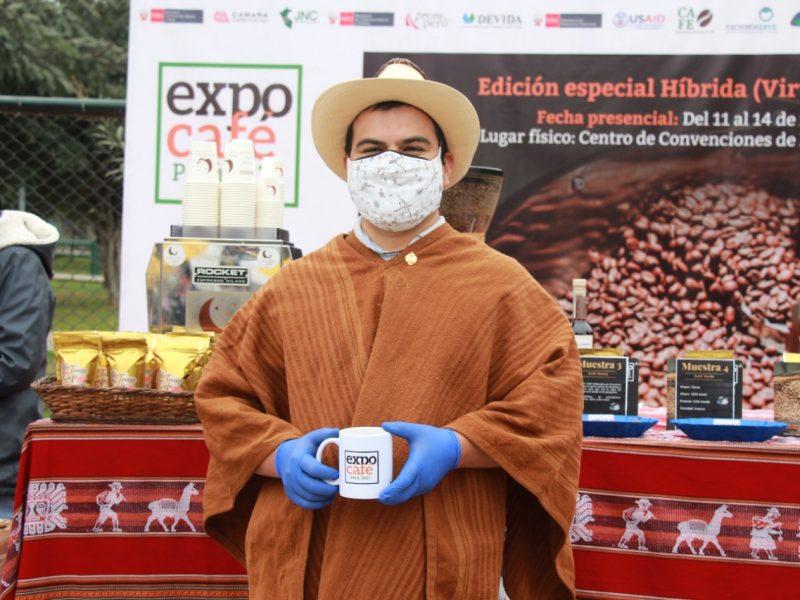 Expo Café Perú 2021: arranca este jueves 16 en su etapa virtual