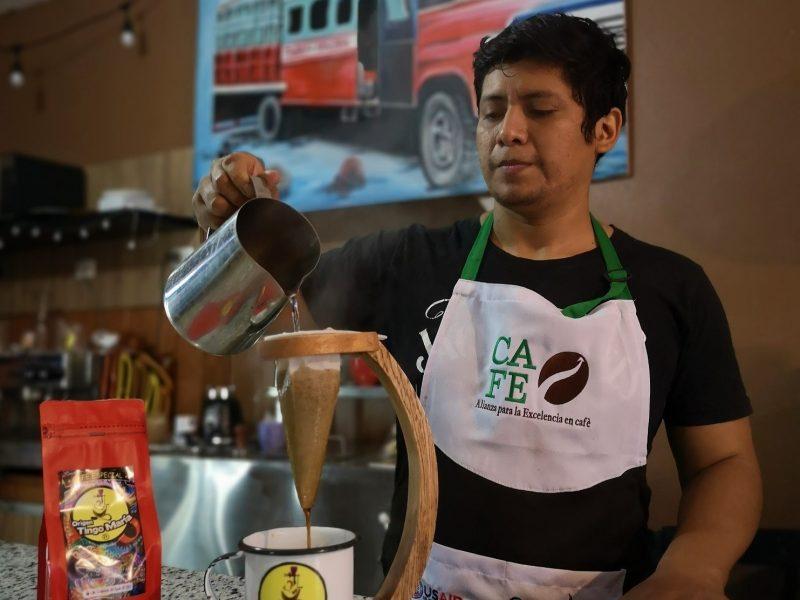 La apuesta de Origen Tingo María por el café del valle del Alto Huallaga