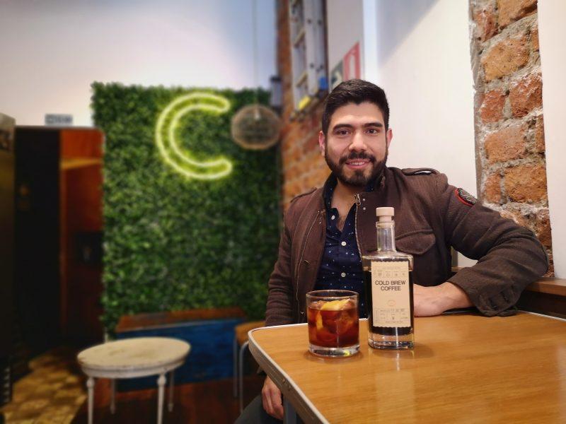 La Cafetera: la fusión del café con la coctelería de autor